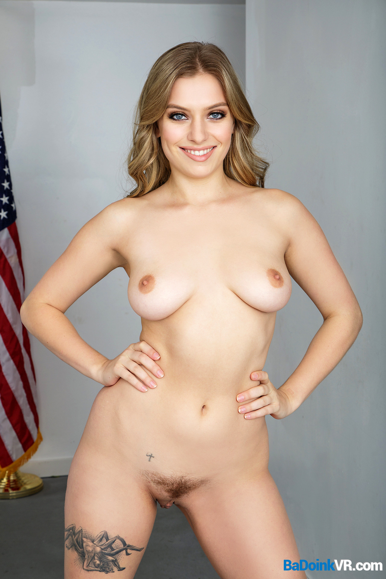 image Badoinkvr busty blair williams must cum before her flight