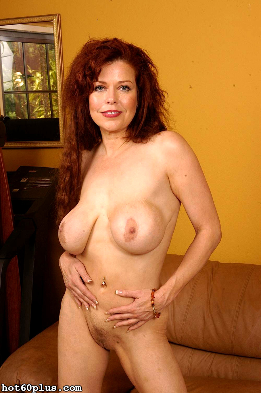 Mature redhead sex with