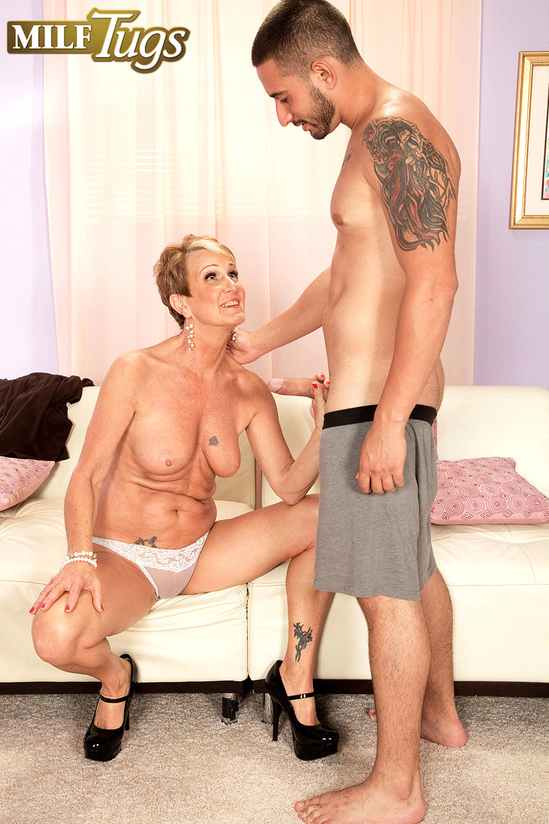Misty luv milf tugs your place