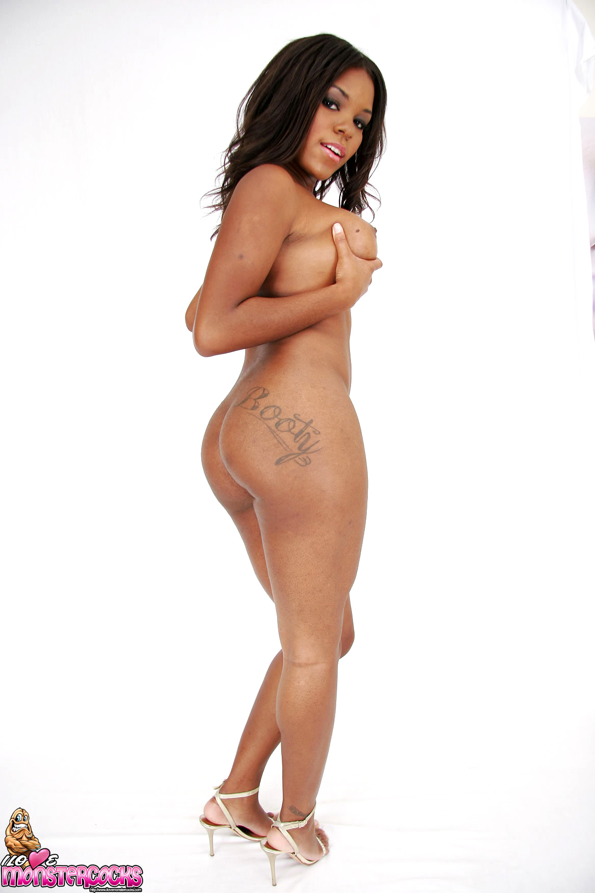 Candice nicole naked with pinky