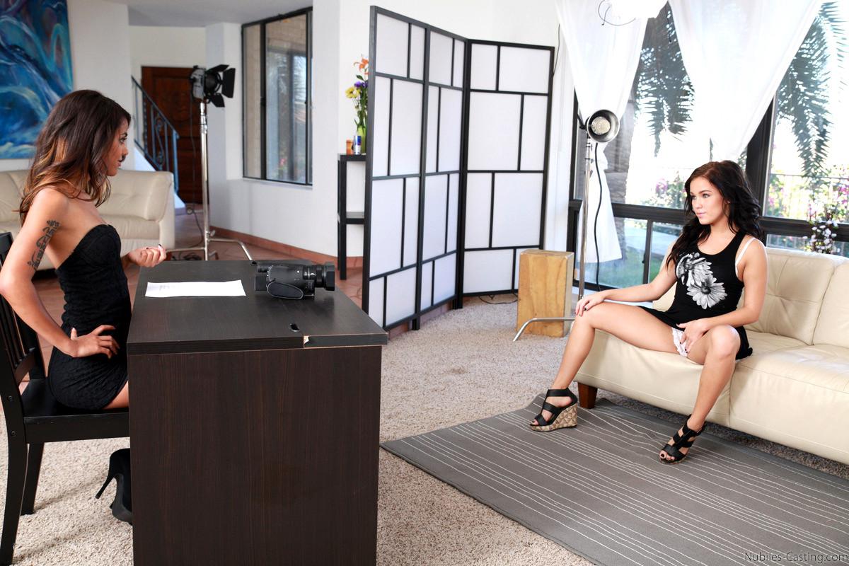 Nubilescasting Lindsey Woods Casts Megan Rain Vídeo