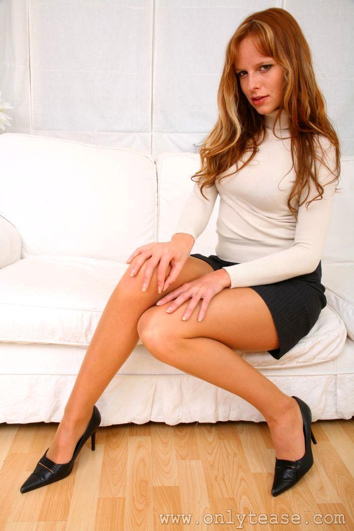 Carmen gemini pantyhose photos