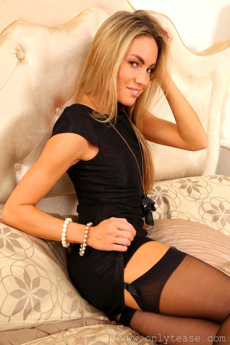 Fasterova stockings veronika