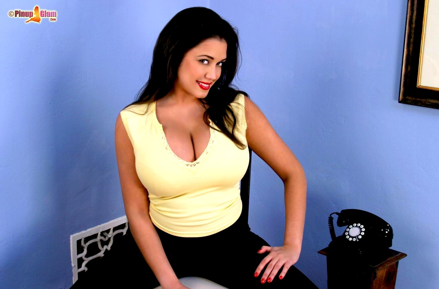 Miriam gonzalez tits in blue shirt fuck video