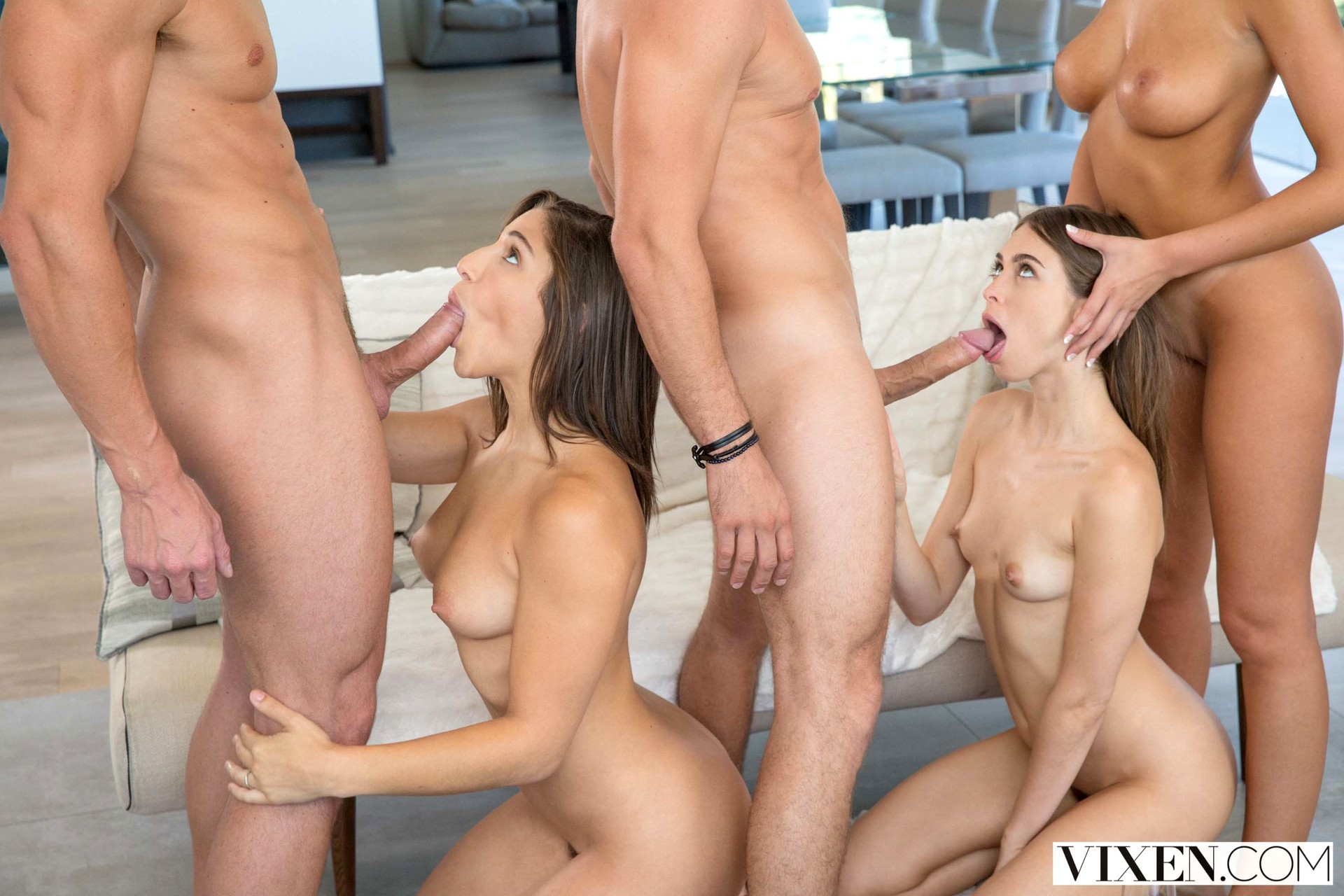 Riley Reid Abella Danger August Ames